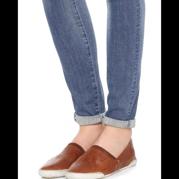 Frye Shoes   Frye Melanie Slip On